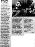 November 10 1983 San Diego Reader article