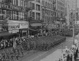 July 4th, 1942 Parade photo via Victor Brunswick.