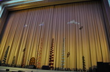 <p>House curtain, August 2011</p>