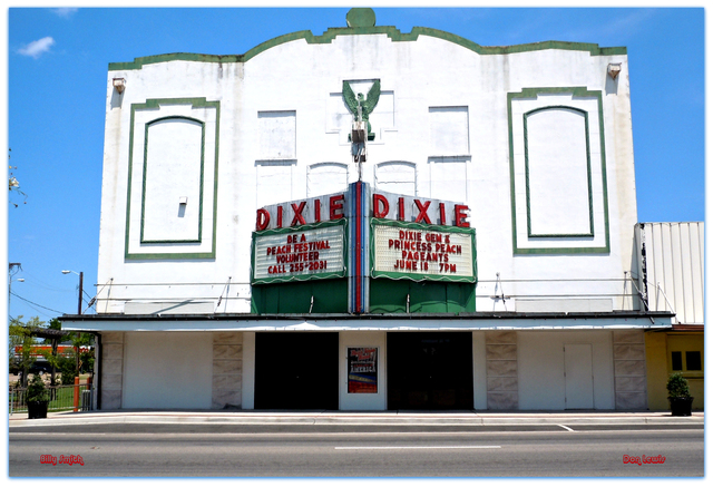 Dixie Theater© Ruston LA