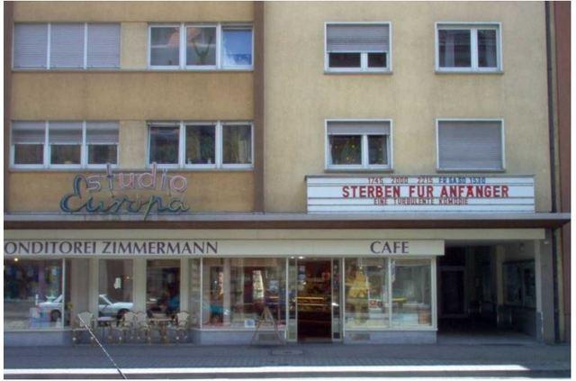 Studio Europa Kino in Heidelberg, DE - Cinema Treasures