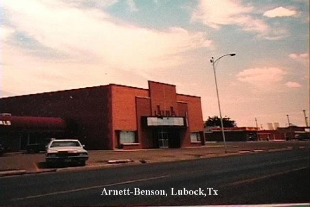 arnett benson theatre in lubbock tx cinema treasures
