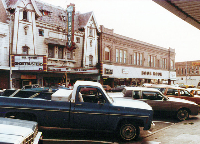 Liberty Theatre in 1984