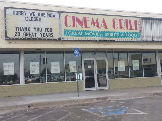 Aurora Cinema Grill