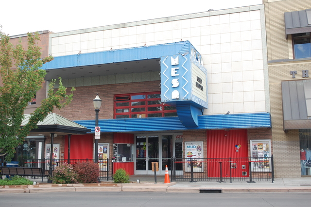 Mesa Theater In Grand Junction Co Cinema Treasures