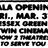 General Cinema Essex Green I-III
