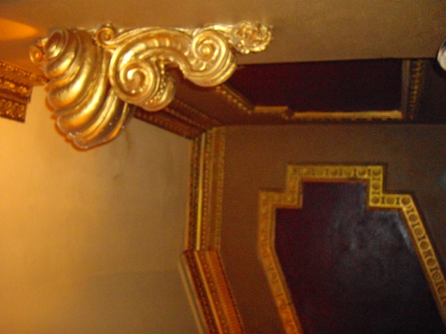 Theater detail