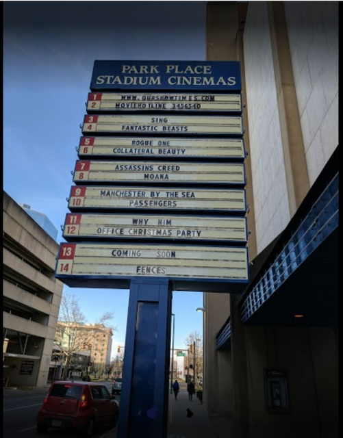 Park Place Stadium Cinema 11