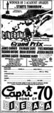 Capri Cinema III & IV