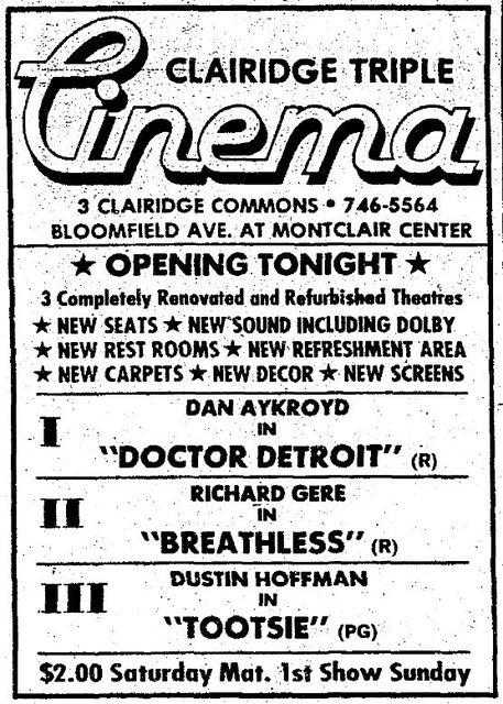 Bow-Tie Clairidge Cinemas