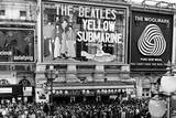 "World Premiere of ""Yellow Submarine"", July 17, 1968. Via Mike Simunek‎."