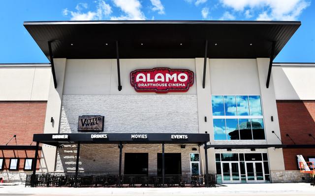 ALAMO DRAFTHOUSE CINEMA; Woodbury, Minnesota.