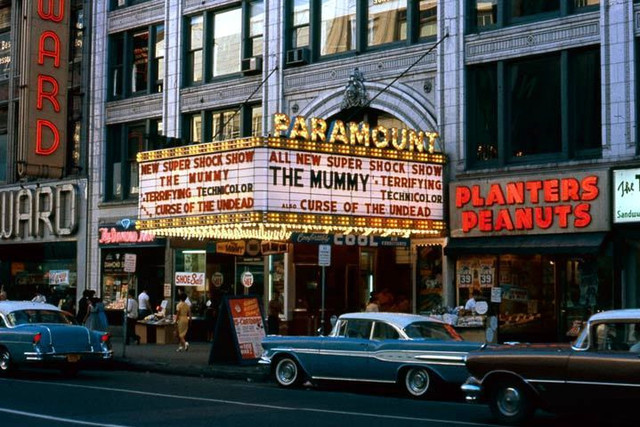Paramount Theatre exterior