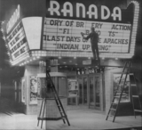 """[""""Granada Theatre""""]"""