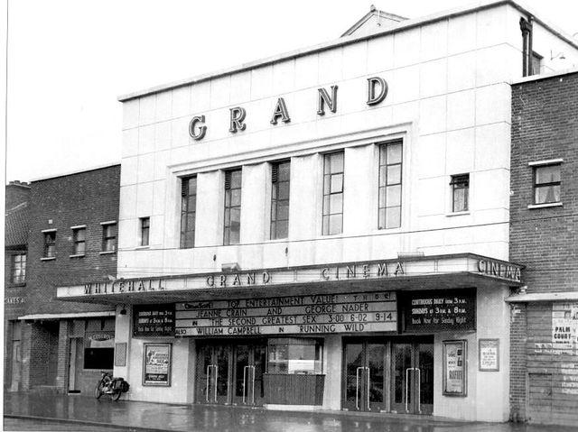 Whitehall Grand Cinema