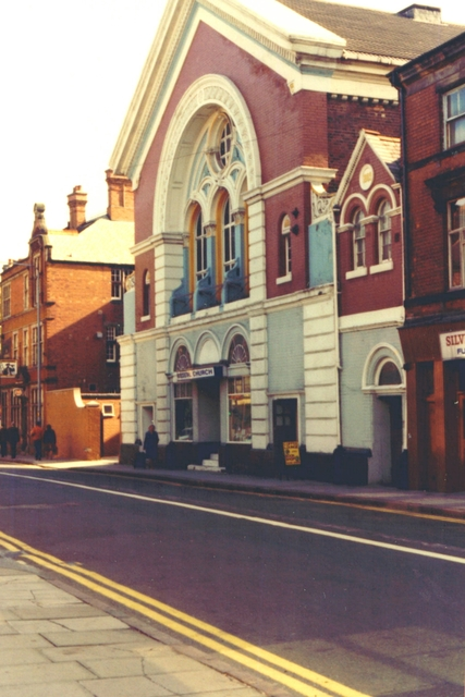 temperance hall derby mid 80's