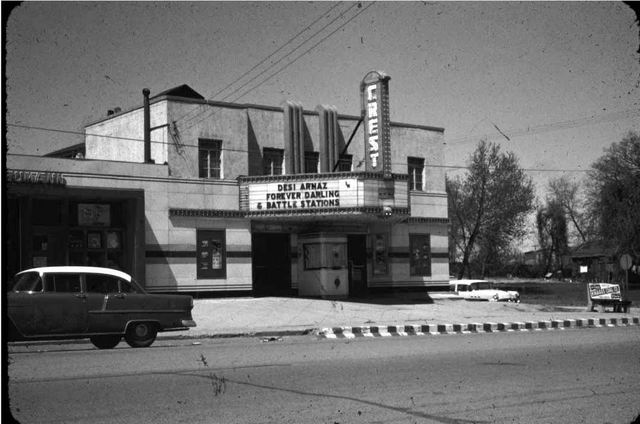 crest theatre in peoria heights il cinema treasures
