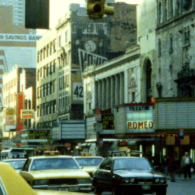 times square theatre 1990