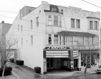 Shapiro Theatre exterior