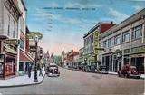 Circa 1940 postcard courtesy of John D. Ostrom.