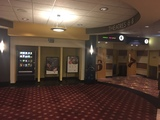 """[""""Rare theater vending machine and entrance doors 7/2018""""]"""
