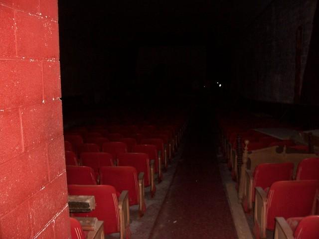 Inside of HiLander
