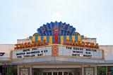 Plaza Theatre Marquee