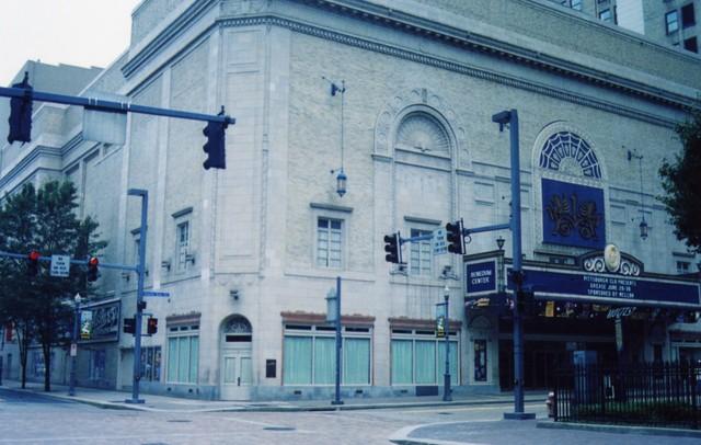 Benedum Center - Pittsburgh, PA