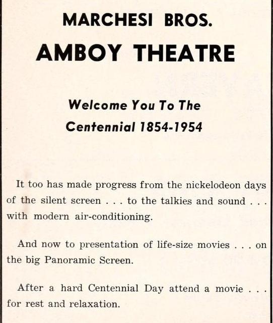 Amboy Theatre