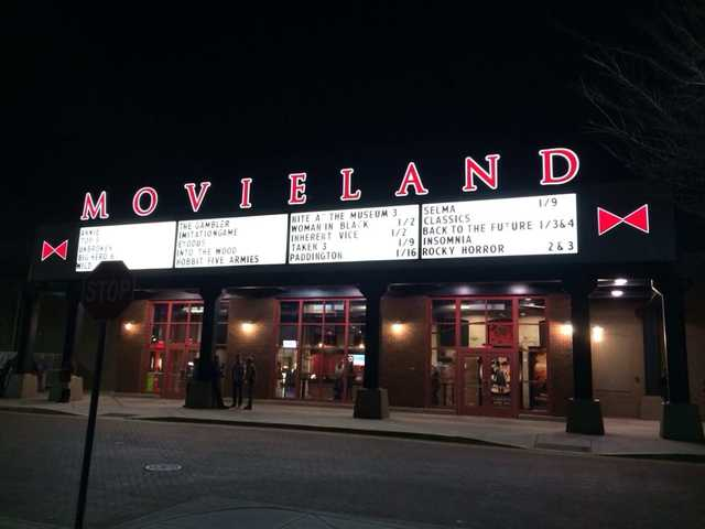 Bow-Tie Criterion Cinemas at Movieland
