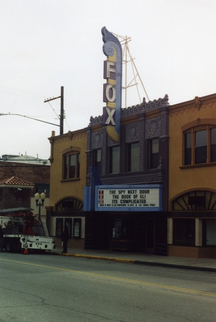 Fox Theatre - Banning, CA