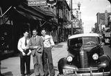 Loew's on the left, 1939.