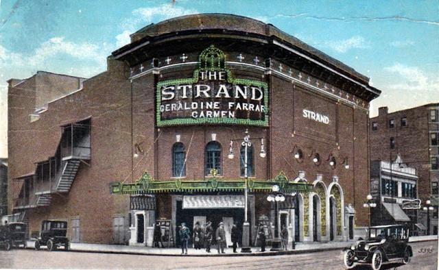 Strand Theatre exterior