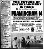 AMC Dine-In Framingham 16
