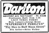 Darlton Theatre