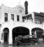 Ritz Theatre 10 W. Main Street, Shawnee, OK..Dec 12, 1939.