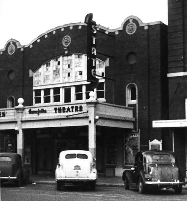 State Homefolks Nickelodeon 123 N. Bell Street, Shawnee, OK 74801..1938