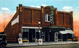 Strand Theatre exterior