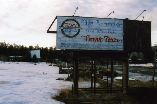 Lake Drive-In - Big Bear, CA
