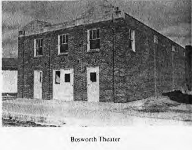 Bosworth Theatre