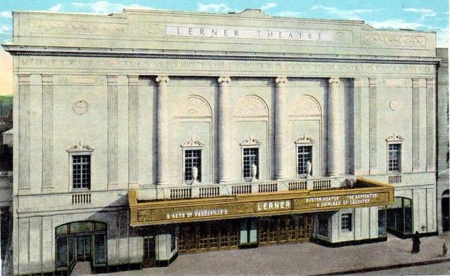 Lerner Theatre exterior