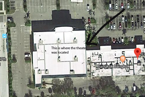 Movies of Kendall location  --  Use to be at