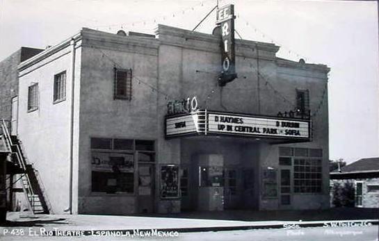 El Rio Theatre exterior
