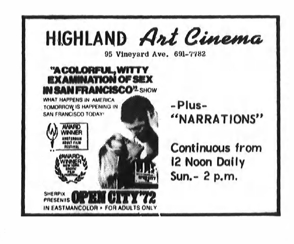 Highland Art Cinema