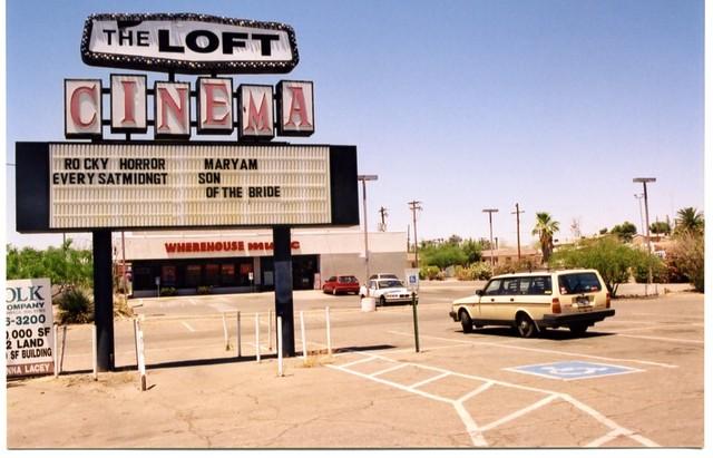 Loft Cinema - Tucson, AZ