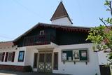 Alpine Theatre, front