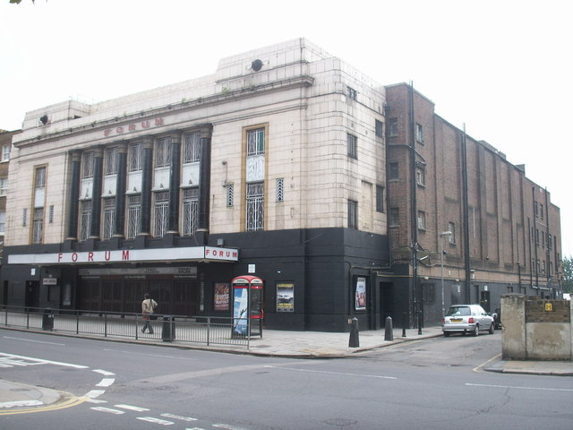 Forum Theatre in June 2008