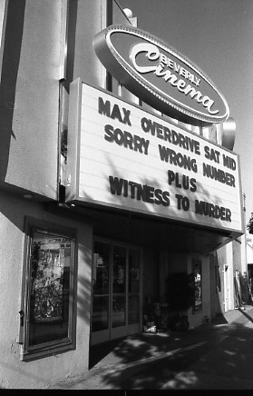 New Beverly Cinema - Los Angeles, CA