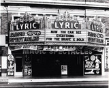 Lyric Theatre exterior
