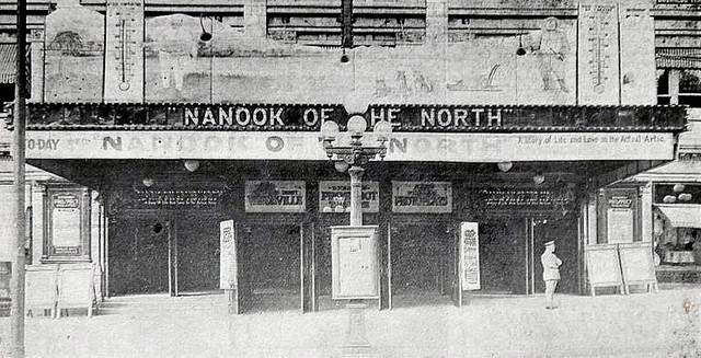 Prospect Theatre exterior